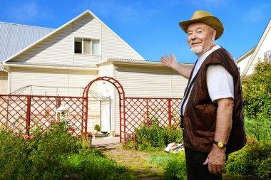 gardener old man