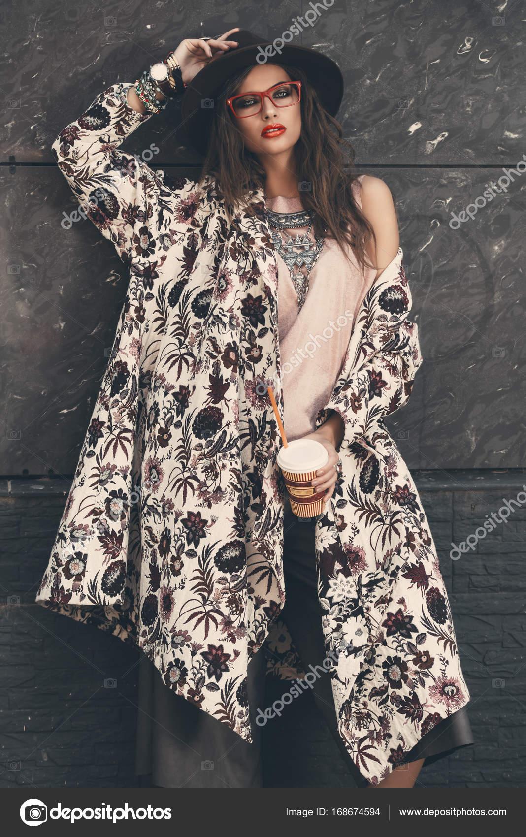Kleidung Im Boho Stil Stockfoto C Prometeus 168674594