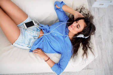 relax with music