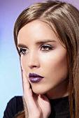 Fotografie hellen weiblichen Make-up