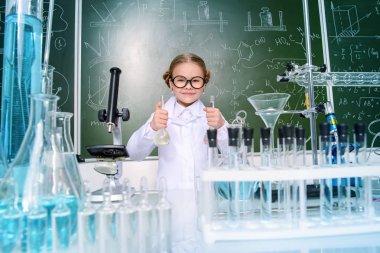 kimyasal laboratuvar deneylerinde