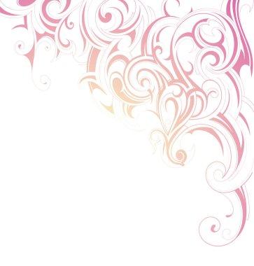Ornamental design card