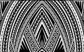Ornamento tribale Samoa