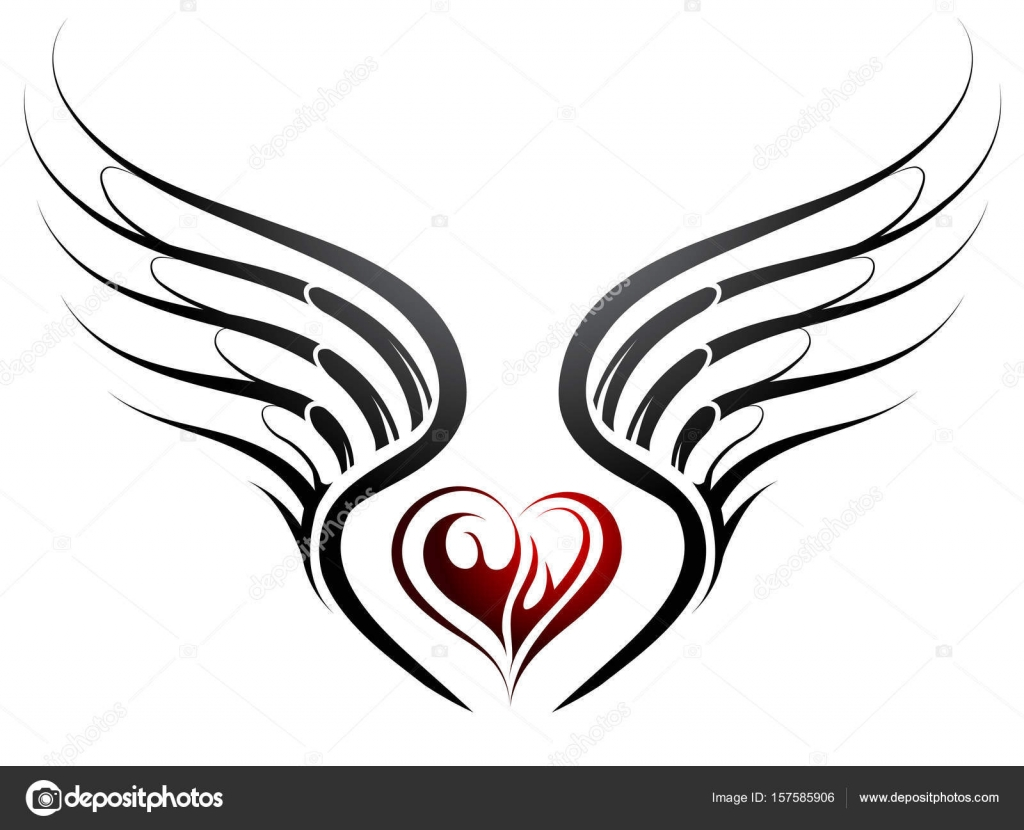 Diseños De Tatuaje Con Forma De Corazón Tatuaje De Forma De