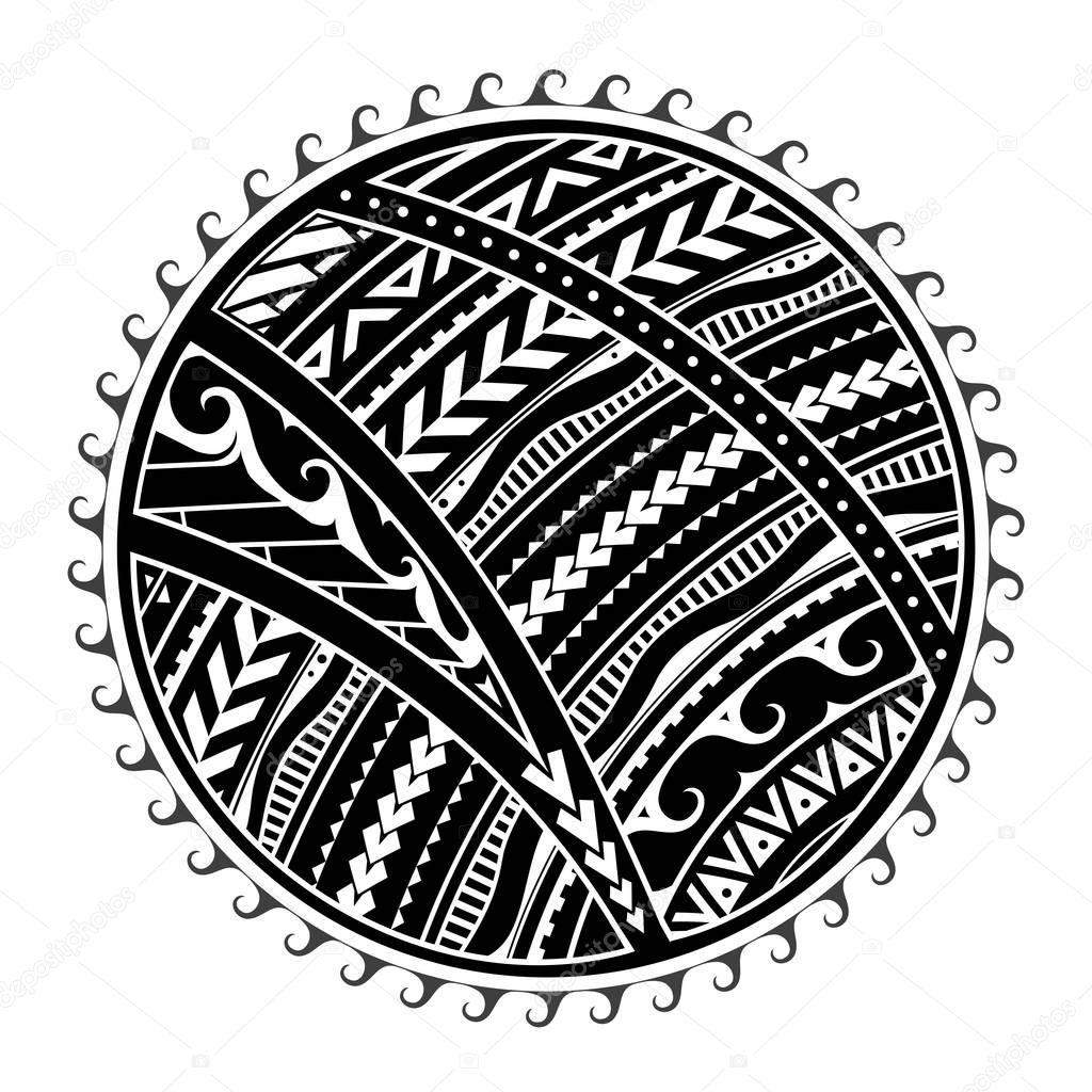 Maori Tattoo Designs Wallpaper: Tatuaje Tribal Estilo Maori