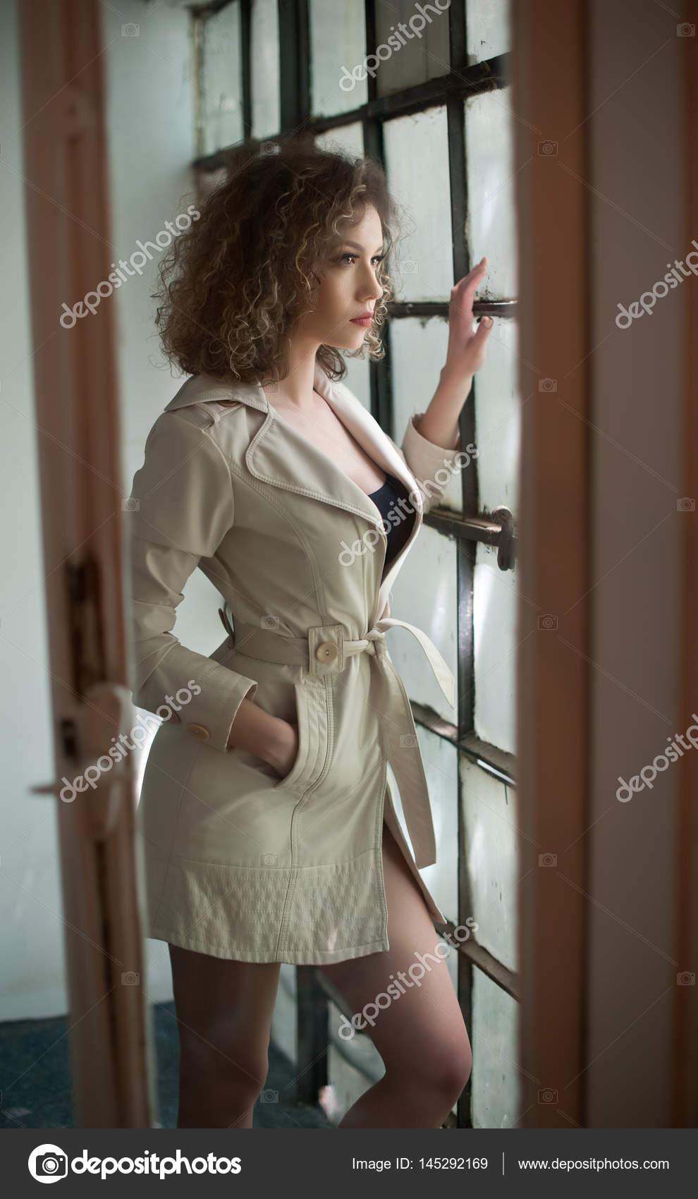 Belle manteau femme