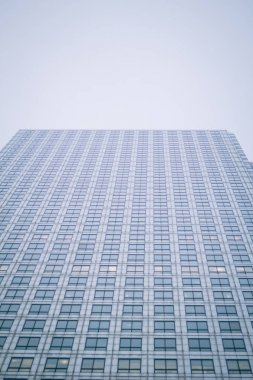 Skyscrapper at Canary Wharf