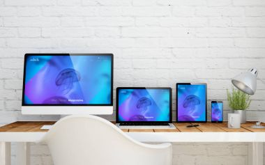 multi devices desktop
