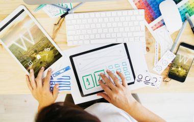 designing responsive website