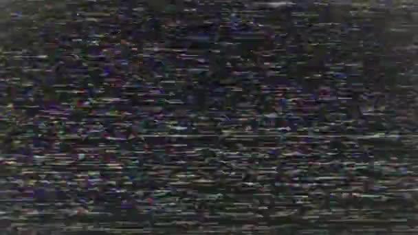 TV statikus analóg rendszer.