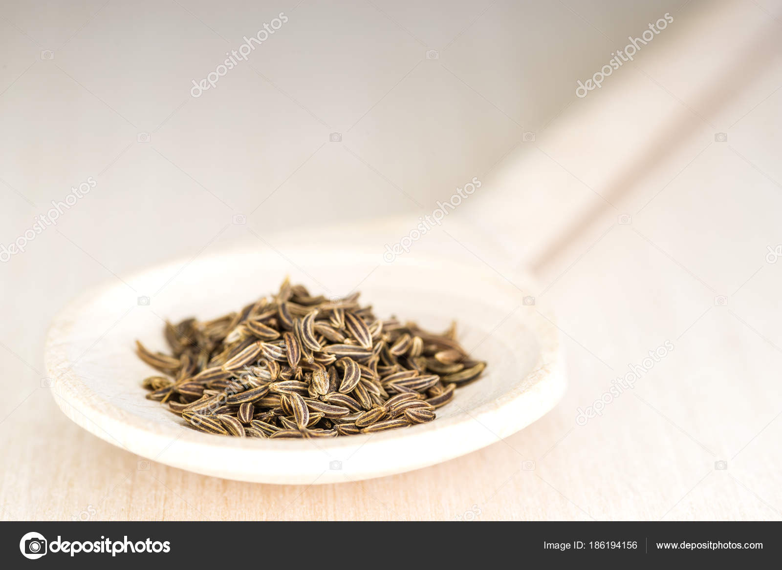 Caraway Spice Medicine Close Shot — Stock Photo