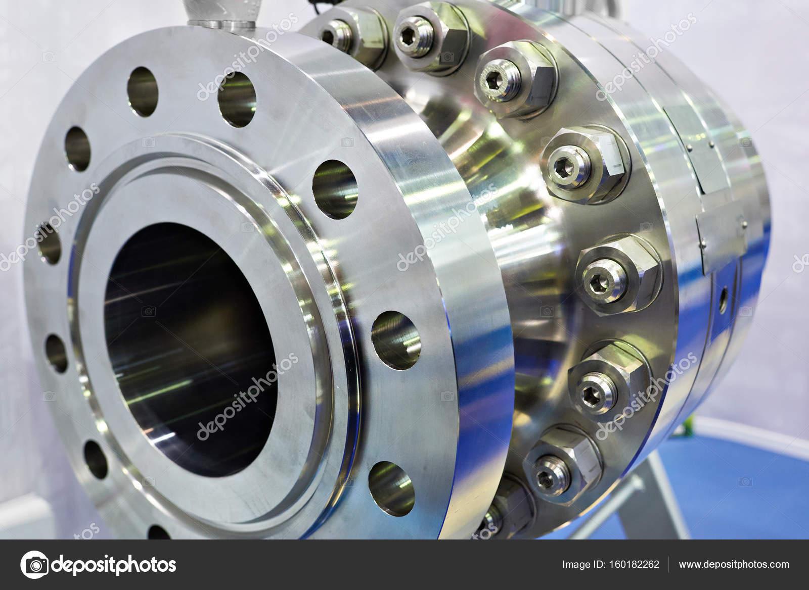Sistemas mecánicos en la industria