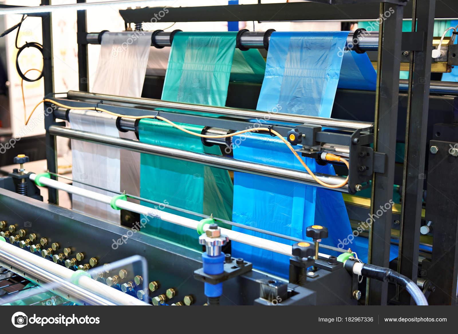 Plastiktüten Herstellung