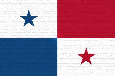 Flag of Panama Wall.