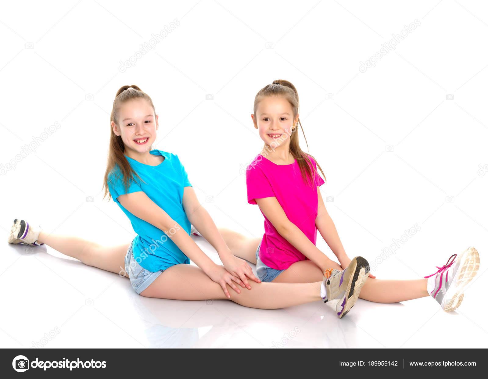Семенович девки гимнастки фото