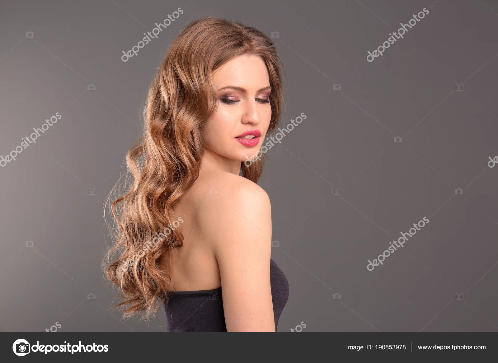 Schone jungs lange haare
