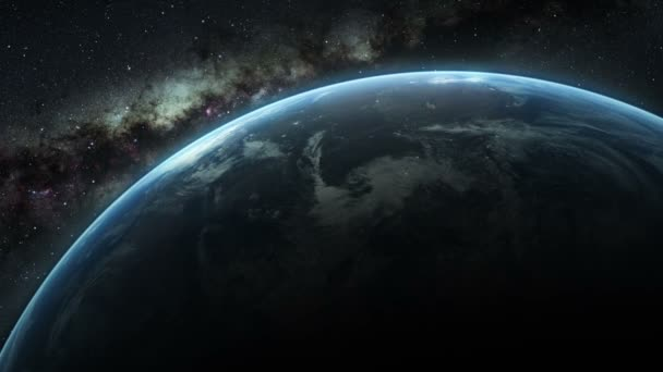 earth animation background