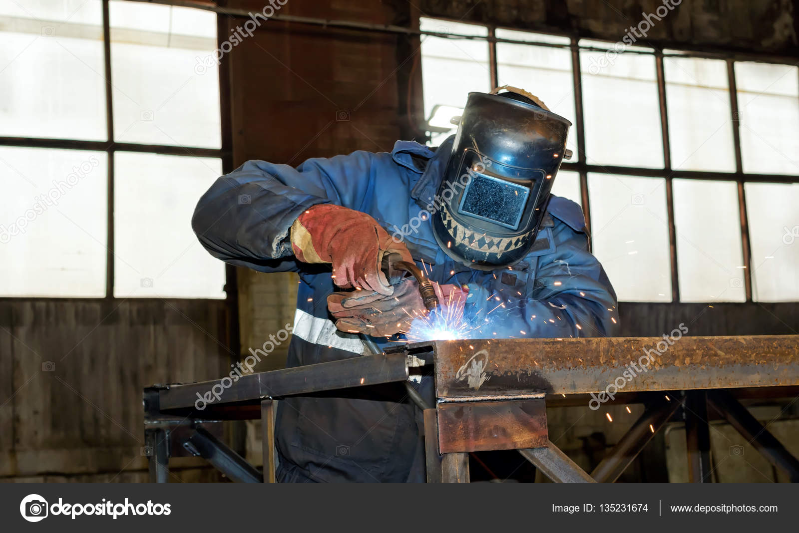 Welding semi-automatic for beginners. Semi-automatic welding 11