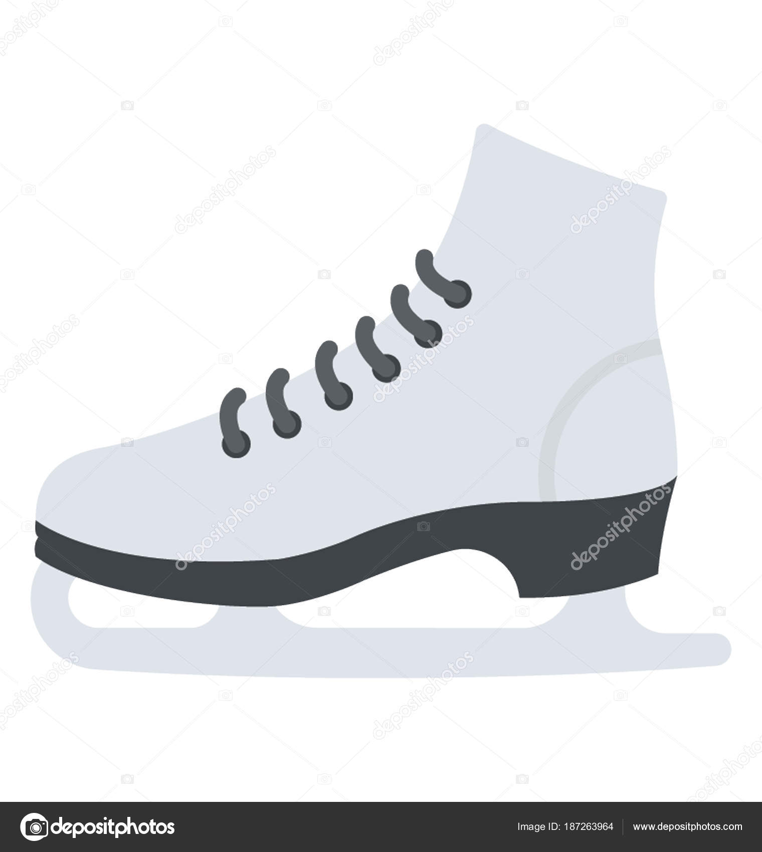 1ab0b3b831fcf0 Eine Modische Schuhe Für Männer — Stockvektor © vectorspoint  187263964