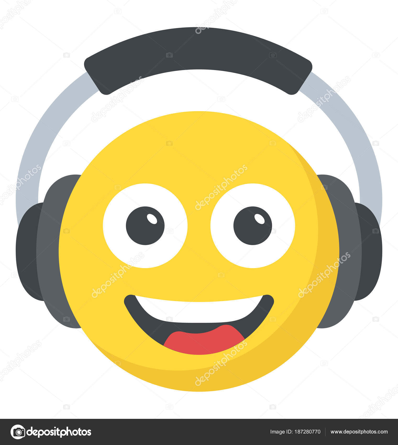 Images: large emoji | Smiling Face Emoji Large Ear
