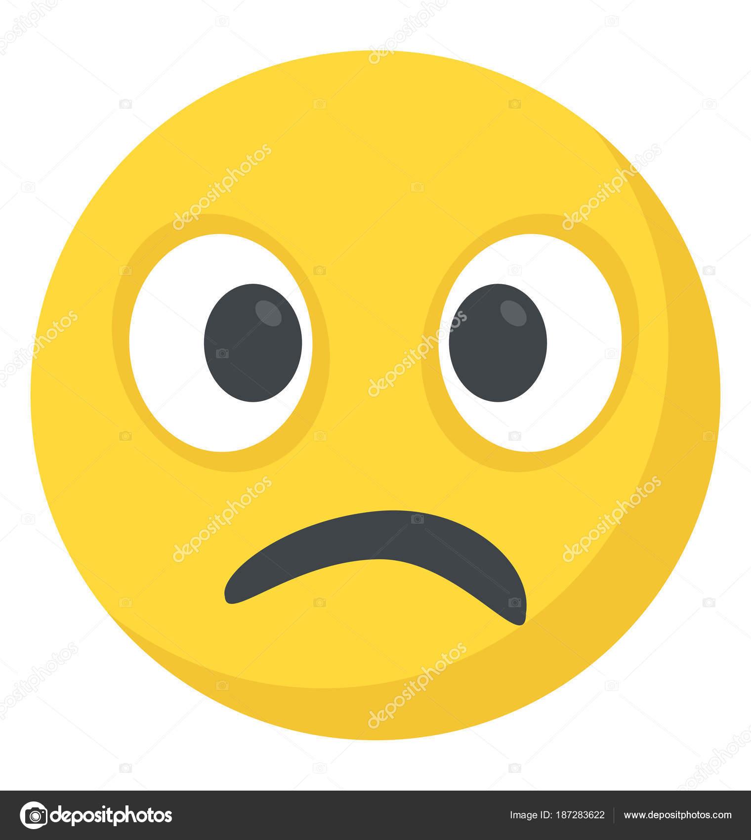 Image result for sad face emoji