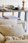 A kanapé párna