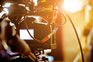 film crew production