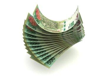 Argentina Pesos (isolated)