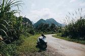 Fotografie motorka