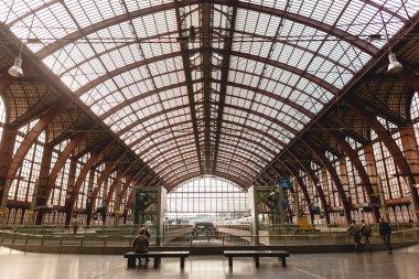 station in Antwerp