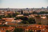 Fotografie panoráma města