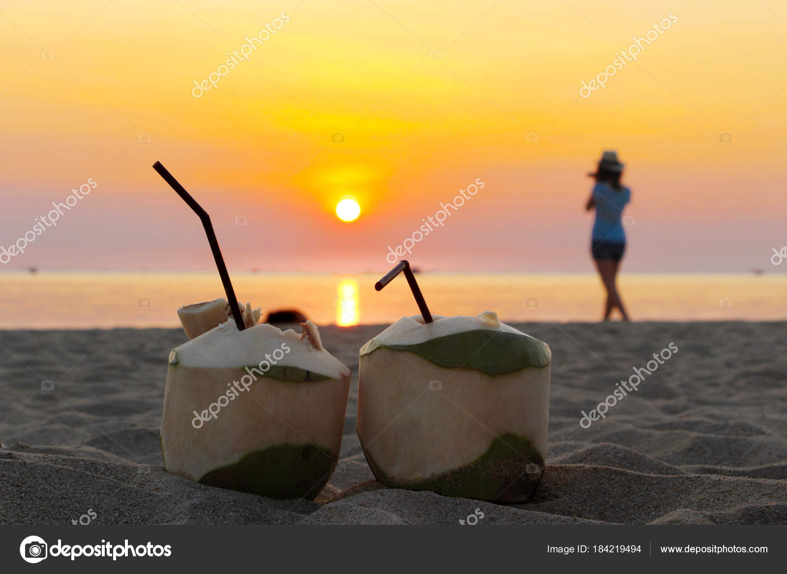 Strand hintergrund apple