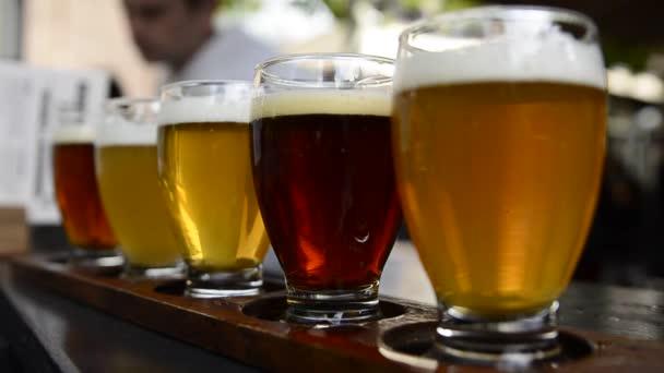 Video der Bierverkostung, Video