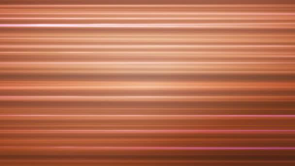 Vysílat horizontální linie Hi-Tech, hnědé, abstraktní, Loopable, 4k