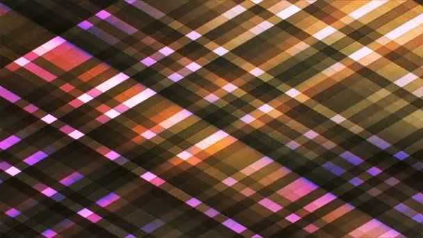 Diffusione di scintillanti diamanti strisce Hi-Tech, marrone, astratto, Loopable, 4K