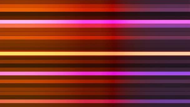 Vysílat blikající hrazda Hi-Tech, kaštanové, abstraktní, Loopable, 4k