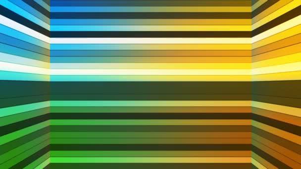 Vysílání, zajiskřilo Hi-Tech hrazda hřídele, více barev, abstraktní, Loopable, 4k