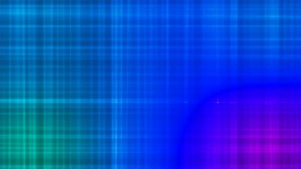 Vysílání, protínajícími se čarami Hi-Tech, více barev, abstraktní, Loopable, 4k