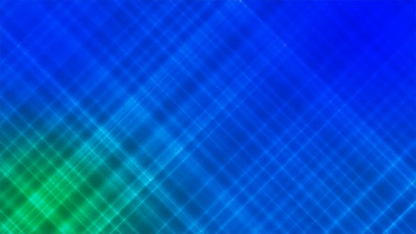 Broadcast Intersecting Hi-Tech Slant Lines, Blue, Abstract, Loopable, 4K
