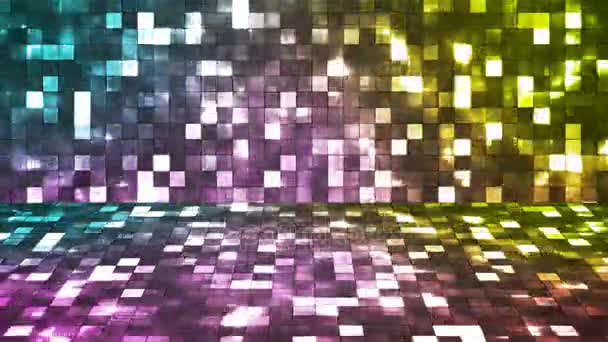 This Background is called Broadcast Firey Light Hi-Tech Squares Stage 03, which is 4K (Ultra HD) (i.e. 3840 by 2160) Background. The Backgrounds Frame Rate is 25 FPS, it is 8 Seconds Long, and is Seamlessly Loopable.