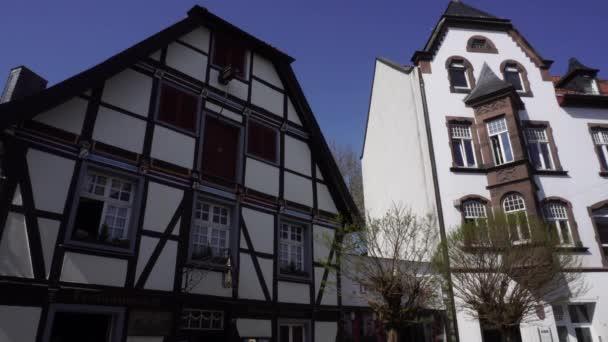 Fachwerkhaus traditionelles deutsches Fachwerkhaus, Deutschland