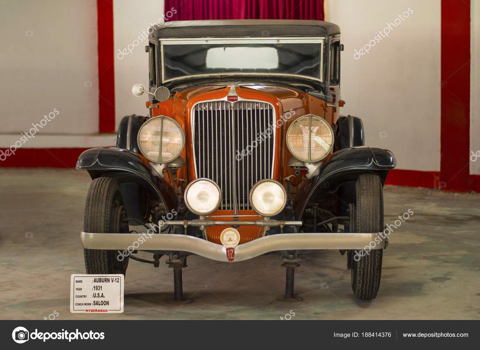 AUTO WORLD VINTAGE CAR MUSEUM, AHMEDABAD, GUJARAT, INDIA, 13 January ...