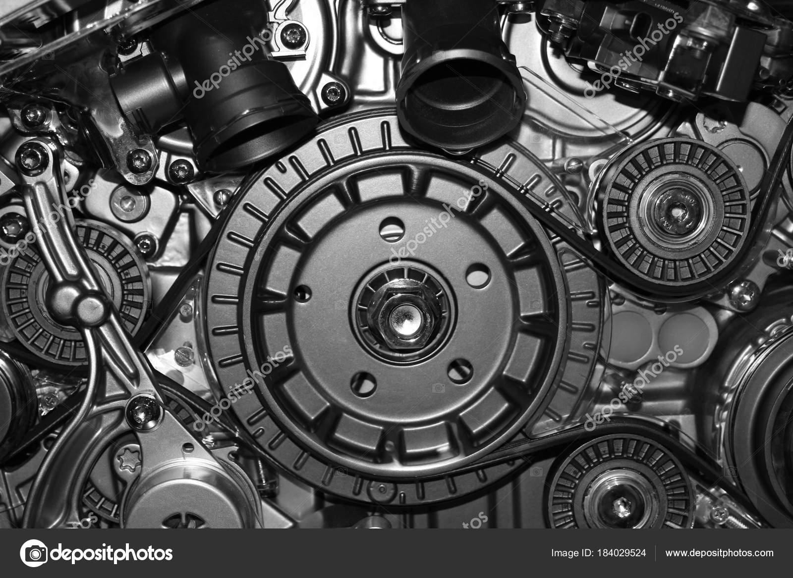 Car Engine Mechanism Motor Stock Photo C Ds 13 184029524
