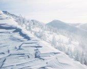 Fotografie mountains landscape