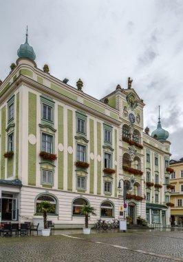 Town hall of Gmunden, Austria
