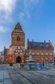 Rathaus, roskilde