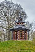 Fotografie Pavillon in der Eremitage, Bayreuth, Deutschland