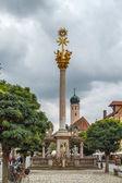 Fotografie Heilige Dreifaltigkeit, Straubing, Deutschland