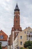 Fotografie Basilika St. Jakob, Straubing, Deutschland
