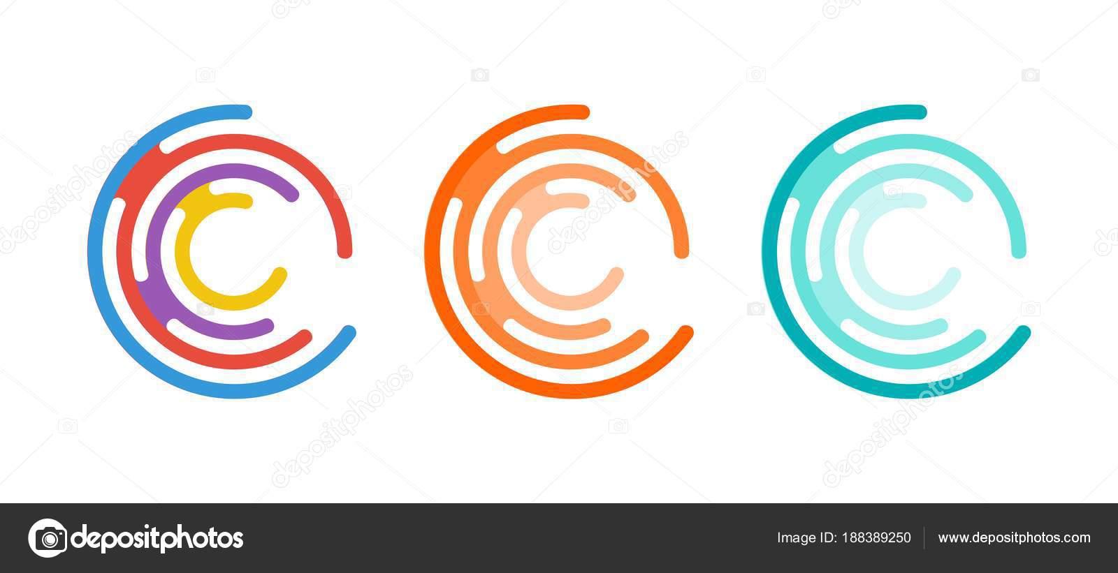 Plantillas de laberinto gráfico circular color infografía paso a ...